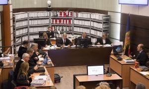 Alguns dels processats esperen que acabi al més aviat possible el judici.