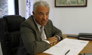El president de la Facip, Josep M. Cabanes.