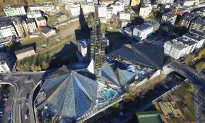 Dos operadors s'interessen per poder ubicar el casino a Caldea