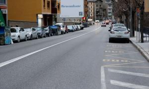 Adjudicada la redacció del projecte d'un nou tram del vial de Sant Julià