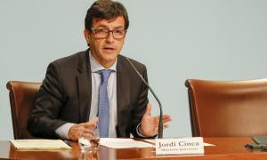 Corts arxiva la querella criminal contra Cinca pel 'cas Orfund'