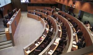 Tots els grups parlamentaris van rebutjar la proposta dels socis de govern del PSOE.