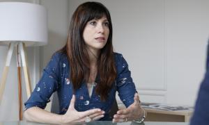 """Vanesa Arroyo: """"Més que el conveni d'Oviedo, cal fer una reflexió de país per regular"""""""