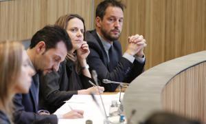 El PS presenta 13 demandes d'informació pel fons de reserva