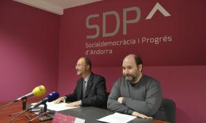 """SDP retreu al Govern el seu """"silenci ensordidor"""" per l'afer de l'aigua"""