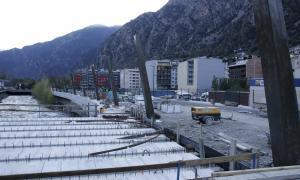 Els arquitectes estudien accions legals contra l'estació d'autobusos