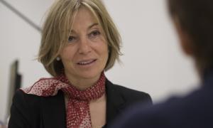 """Ester Fenoll: """"Les polítiques d'ocupació s'han de desenvolupar en el marc d'una llei"""""""