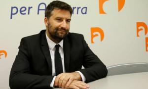 El secretari general de DA, Esteve Vidal.