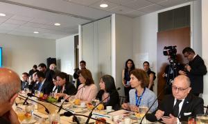 Ubach busca el suport dels ministres iberoamericans per a la cimera 2020