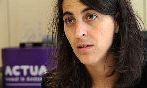 """Imma Jiménez: """"Tenim una fiscalitat competitiva però dins del marc legal d'Europa"""""""