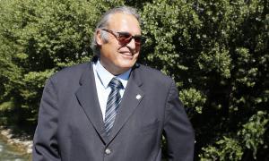 Jacint Risco és el representant dels pensionistes al consell d'administració de la CASS.