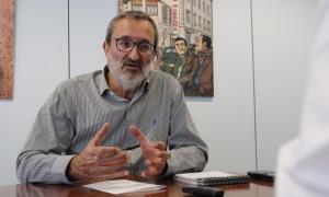"""Jordi Guillamet: """"La recerca és important per generar innovació i preparar-nos per al futur"""""""