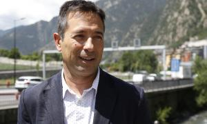 Jordi Llansó, director general de la Creu Roja Andorrana.