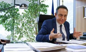 """Jordi Moreno: """"El fet que hi hagi més informació no vol dir que hi hagi més inseguretat"""""""
