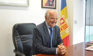 """Josep Rodríguez: """"Hi ha propietaris que estan traient els llogaters per fer pisos turístics"""""""