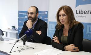 """L'executiva de Liberals demana la """"dimissió immediata"""" de Mateu"""