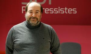 """Joan Marc Miralles: """"DA té projecte, estirar al màxim el model de país dels darrers 40 anys"""""""