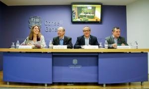 El grup mixt tanca una proposta definitiva sense els consellers del PS