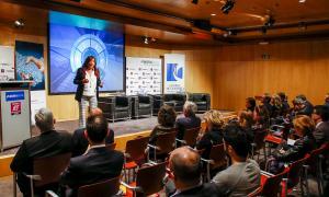 En la presentació de l'estudi i diverses ponències sobre la transformació digital van participar-hi directius i responsables de grans empreses i petites empreses del país.