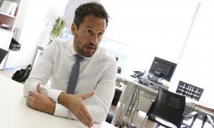 """Pere López: """"La política sanitària és el desastre més gros dels anys de govern de DA"""""""