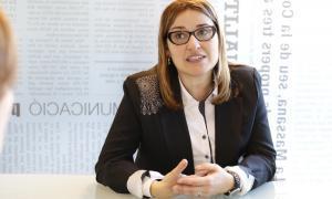 """Sandra Tudó: """"Veient el pla director, dubto si ara l'inversor privat hi estarà interessat"""""""