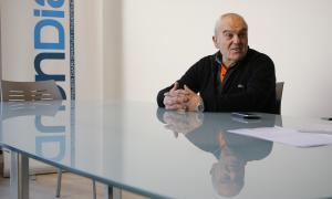 """Simó Duró: """"Amb els sobrants d'Andorra Telecom i FEDA, que es paguin més pensions"""""""