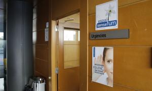 El personal denuncia la innació per cobrir les vacants a Urgències