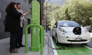 El vehicle elèctric ja representa un 6% de la quota de mercat