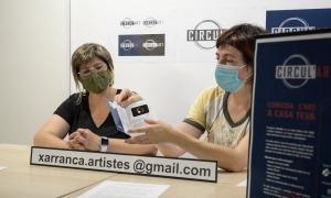 La Xarranca porta l'art a les cases particulars amb 'Circul'art'