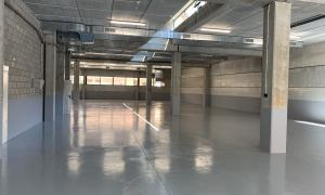 El nou centre logístic municipal s'ha posat en marxa aquesta setmana.