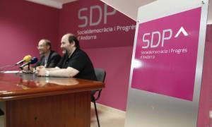 SDP critica la desnacionalització de l'administració que promou DA