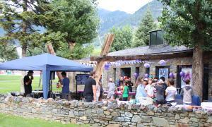 El servei de Joventut d'Andorra la Vella estrena pàgina web amb una festa