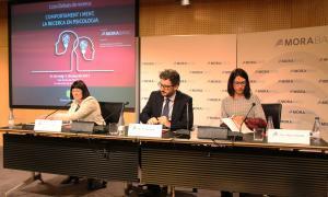 Jover destaca l'interès per la investigació que es fa a Andorra