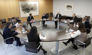 El debat d'orientació política es farà finalment el 4 i 5 de maig junta de presidents