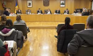 LdA acusa la majoria d'inflar l'estalvi d'externalitzar la recollida de residus