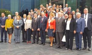 Delegació parlamentària a l'assemblea de la francofonia