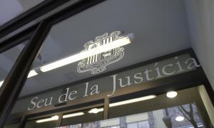 El judici es va reprendre ahir a la tarda.