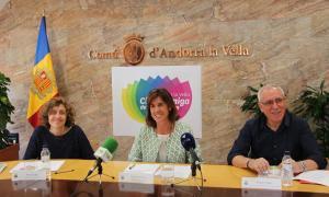 Andorra la Vella farà un cens de les zones que no són accessibles