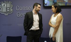 DA modifica la llei de partits per complir amb les peticions del Greco