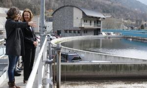 """El 86% de l'aigua dels rius del país té una qualitat """"bona"""" o """"excel·lent"""""""