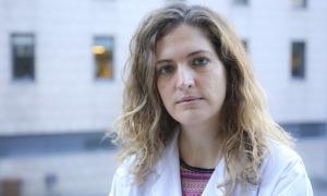 Eva Heras, adjunta a la direcció de cronicitat i cap del servei d'envelliment i salut del SAAS