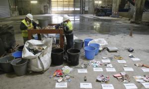 Més de la meitat del que es llença al rebuig són residus reciclables