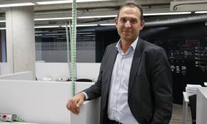 """Miquel Gouarré: """"Estar a Andorra ofereix l'avantatge de participar en fòrums mundials"""""""