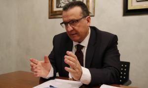 """Joan Carles Rodríguez Miñana: """"Els notaris hi tenen molt a dir en el blanqueig i en som molt conscients"""""""