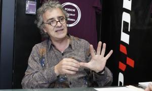 """Joan Seguí: """"Hem d'evolucionar perquè ens veuen com els prehistòrics de les cavernes"""""""