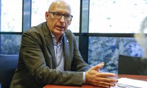 Miquel Nicolau, rector de la Universitat d'Andorra.