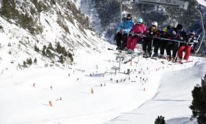 Arcalís tanca la temporada amb 2 milions d'euros de pèrdues