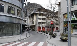 El Comú embellirà l'entorn de The Cloud i Andorra Telecom el potenciarà