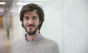 El president del grup parlamentari demòcrata, Carles Enseñat.