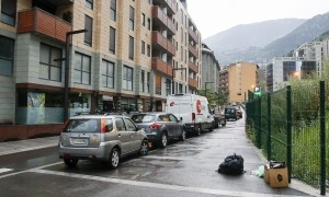 Imatge de l'avinguda del Fener.
